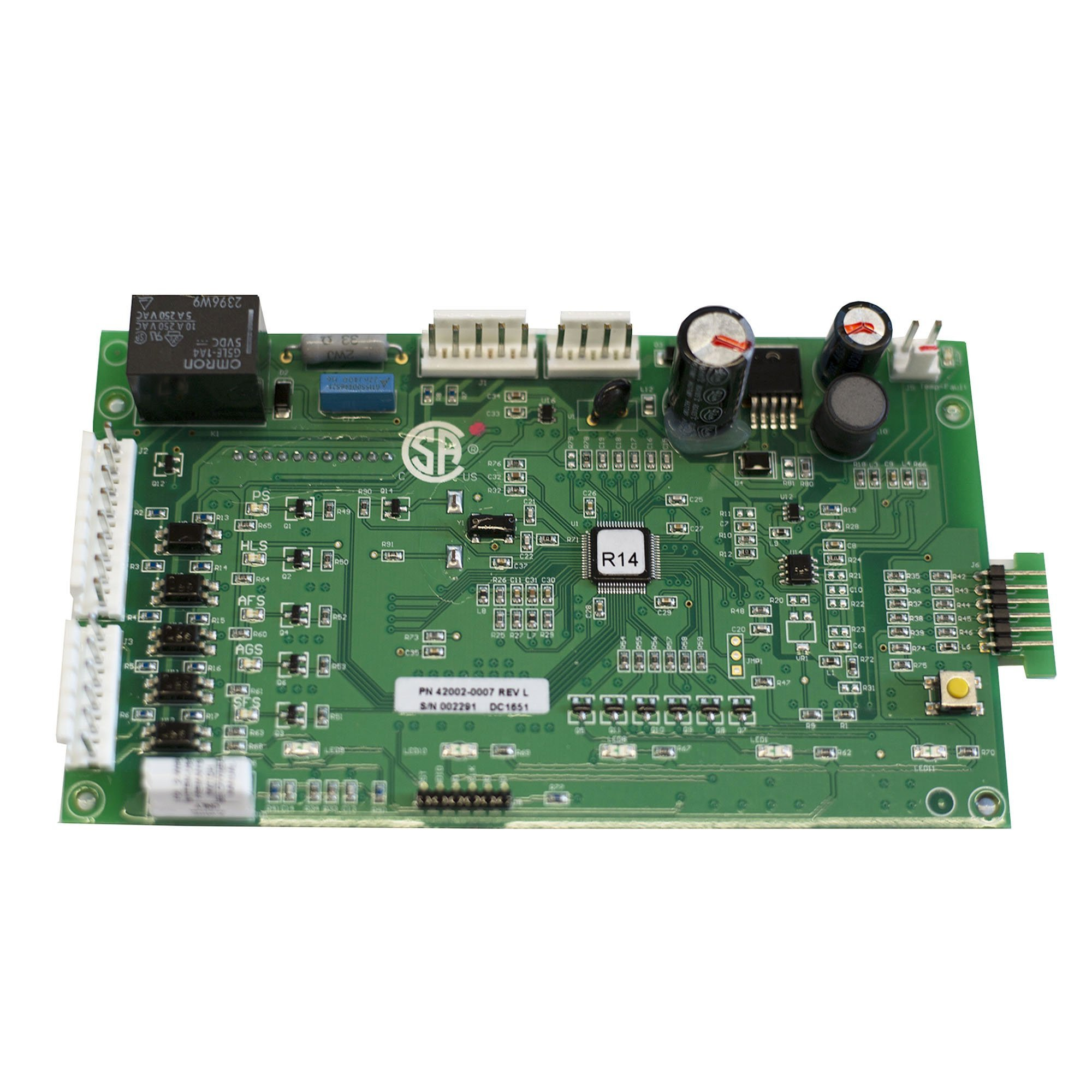 Pentair 42002-0007S Control Board Kit Replacement NA and LP Series Pool/Spa Heater Electrical Systems by Pentair