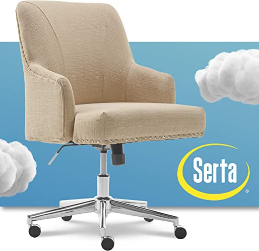 Serta Leighton Desk Accent Chair - Best Comfortable Chair