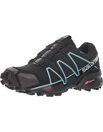 Details zu Salomon CITY CROSS Damen Laufschuhe Outdoor Schuhe Wanderschuh Shoe pinkschwarz