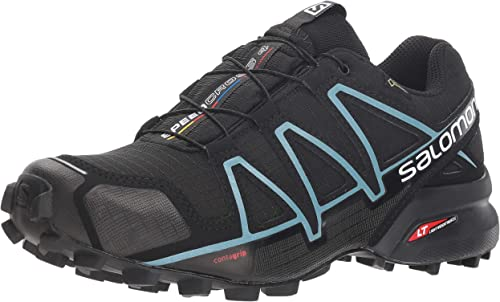 Salomon Women's Speedcross 4 GORE TEX Trail Running Shoes