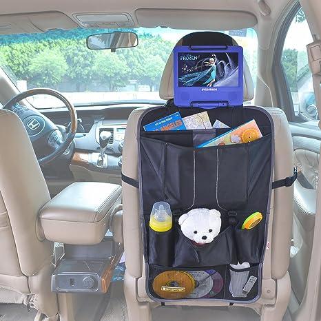 Amazon TFY Car Backseat Organizer Multi Pocket Storage With
