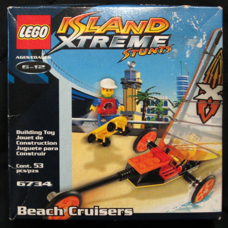 LEGO Island Xtreme Stunts 6734 Beach Cruisers