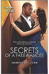 Secrets of a Fake Fiancée (The Stewart Heirs Book 4) Kindle Edition