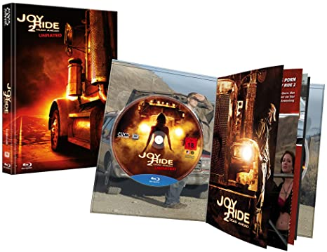 Joy ride dead ahead uncut blu ray dvd auf limitiertes