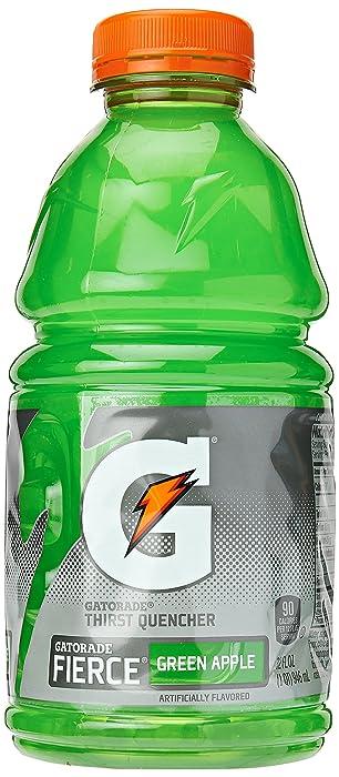 Gatorade Drink, Fierce Green Apple, 32 oz