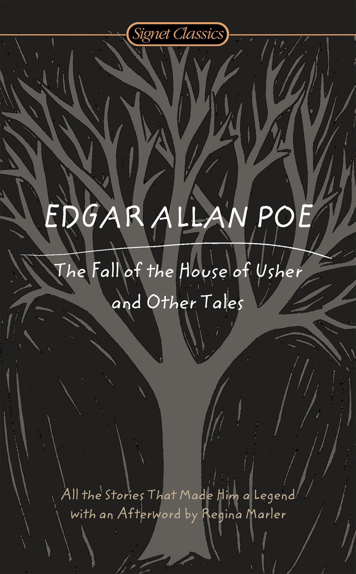 Amazon.com: The Fall of the House of Usher and Other Tales (Signet Classics)  (9780451530318): Edgar Allan Poe, Stephen Marlowe, Regina Marler: Books