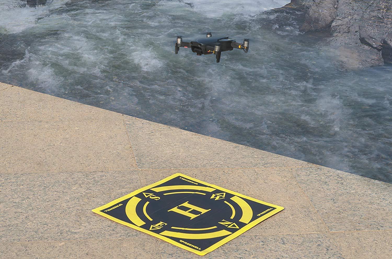Plegable Compacto 50X50CM Drone Pista de Aterrizaje para DJI Mavic ...