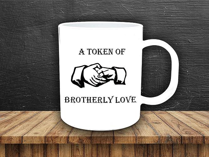 Amazon.com: Masonic Fraternal Handshake Coffee Mug, Mason Mug, Mason Handshake, Lodge, Freemasons, Masons, Freemasonry, Mason Gifts, Freemason Mug: Handmade