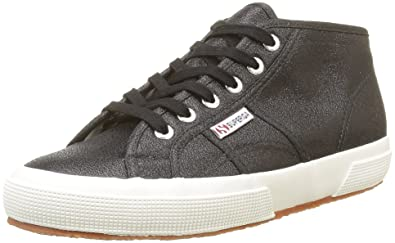 c9c5aa775e3fc Superga Unisex's 2754 Lamew Hi-Top Trainers: Amazon.co.uk: Shoes & Bags