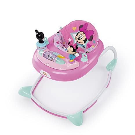 Disney Baby 11525 - Andador Minnie Disney stars & smiles: Amazon ...
