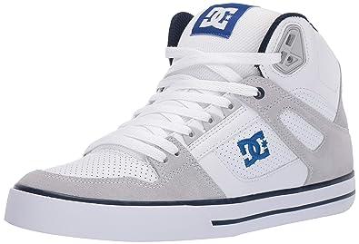 ce7d8da9450ad DC Men's Pure High-top Wc Skate Shoe: Amazon.co.uk: Shoes & Bags