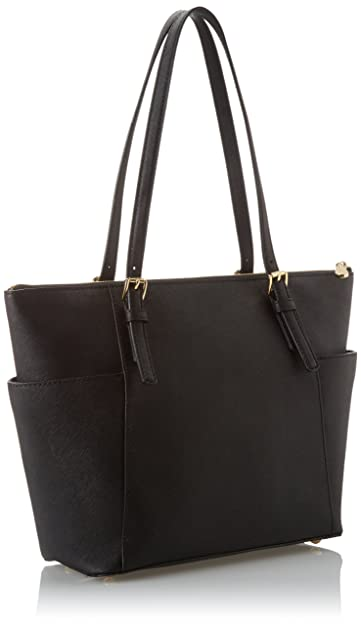 Michael Kors Jet Set Item, Bolso Totes para Mujer, Negro (Black) 11.4x25.4x38.1 centimeters (W x H x L): Amazon.es: Zapatos y complementos