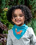 Zippy Fun Baby and Toddler Bandana Bib - Absorbent