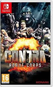 Contra Rogue Corps (Nintendo Switch)