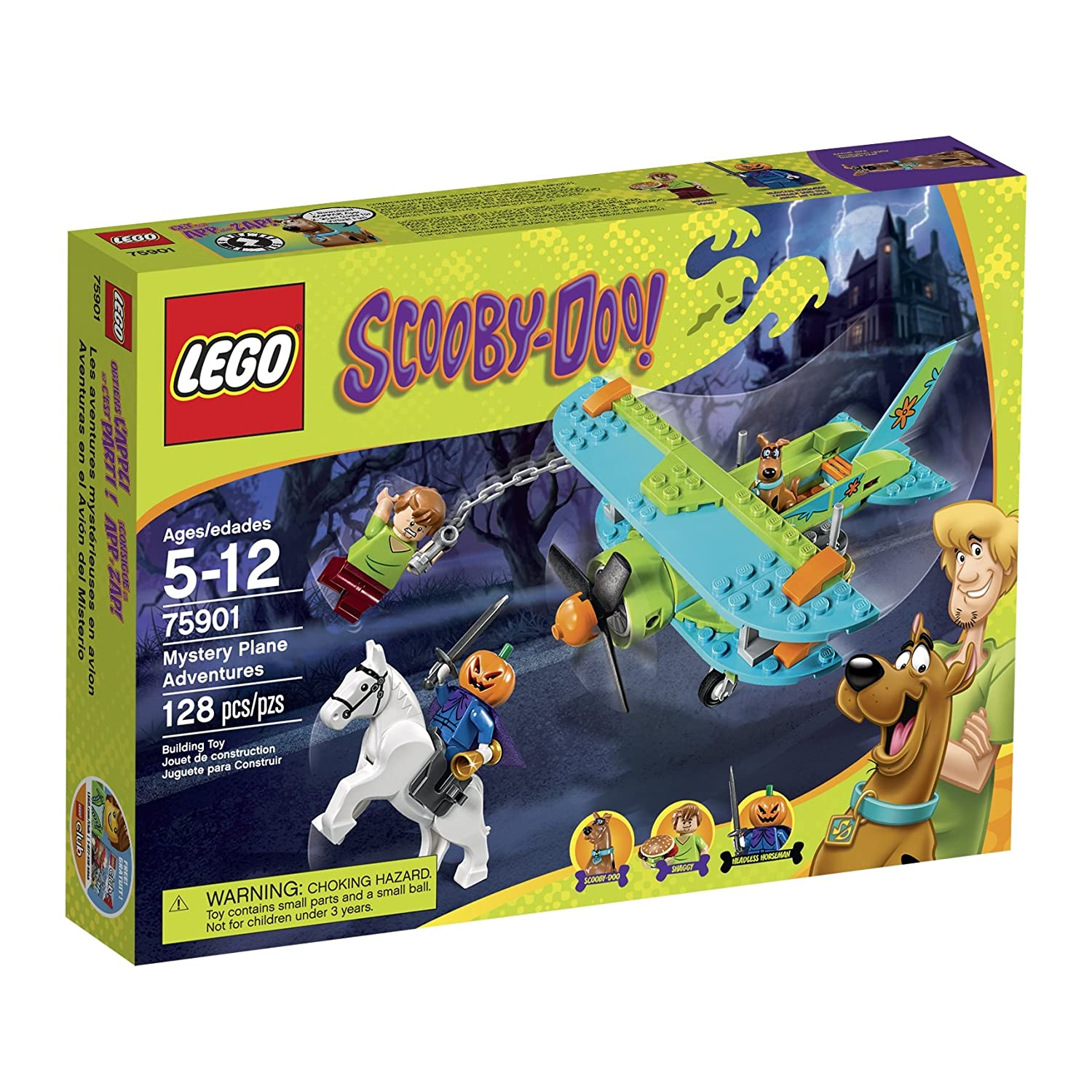 Top 5 Best LEGO Scooby Doo Sets Reviews in 2021 9