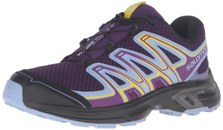 Salomon Women's Wings Flyte 2 B017UT1IPE W Trail Running Shoe B017UT1IPE 2 5.5 B(M) US|Cosmic Purple/Pale Lilac/Black 08c87a