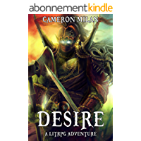 Desire: A LitRPG Adventure (Volume 2) (English Edition)