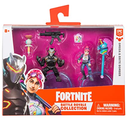 Amazon Com Fortnite Battle Royale Collection Omega Brite Bomber