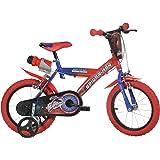 """Dino 163G-SA Bicicletta Spiderman 16"""""""