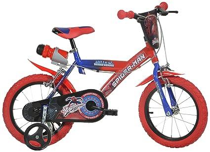 Dino 163g Sa Bicicletta Spiderman 16