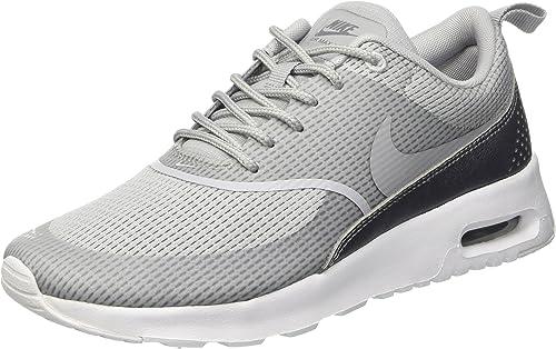 Nike Damen Air Max Thea WMNS 819639 003 Sneakers, Grau (Grey MistGrey MistGrey MistGrey Mist), 38 EU