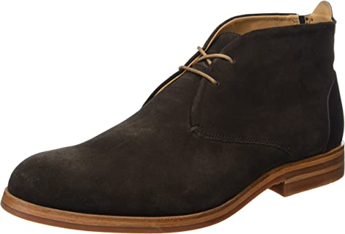 Matteo Suede 40 Chukka Boots Brown Size