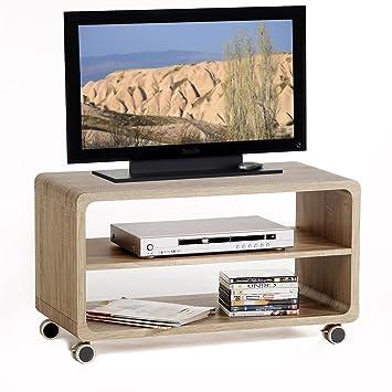 Idimex Tv Rack Beistelltisch Lowboard Couchtisch Wohnzimmertisch