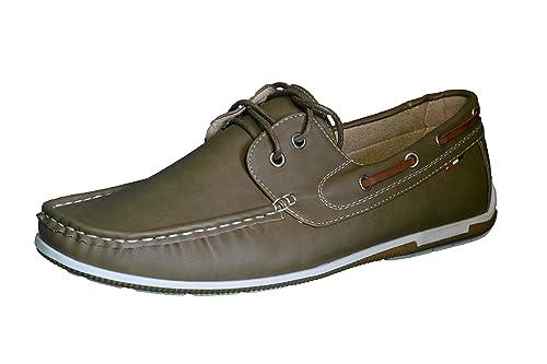 Elifano Footwear KO80010 - Botas Mocasines Hombre: Amazon.es: Zapatos y complementos