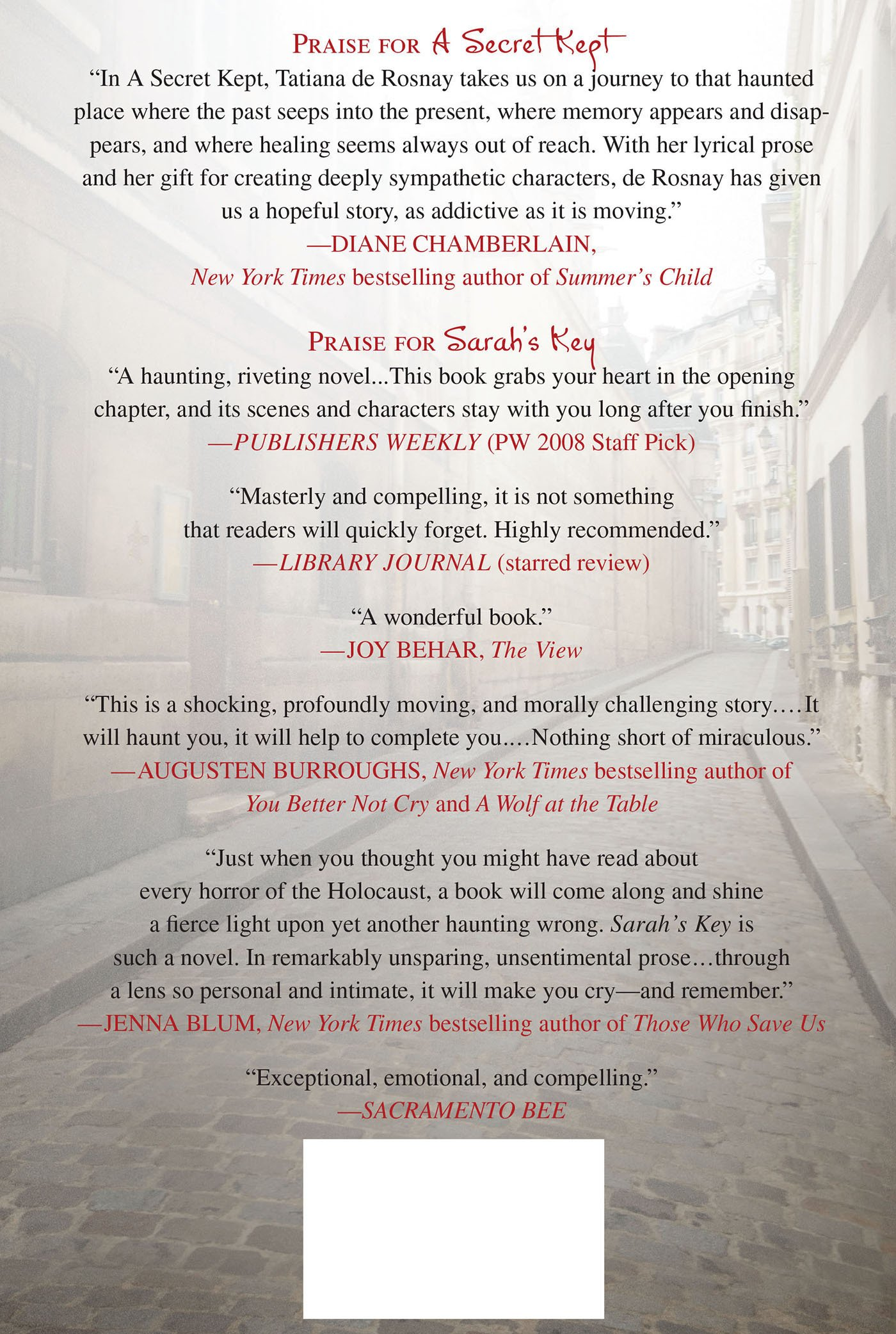 A Secret Kept: A Novel: Tatiana De Rosnay: 9780312593315: Amazon: Books