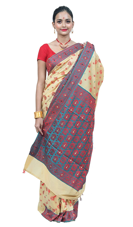 Top 3 Best Assam Silk Saree in India