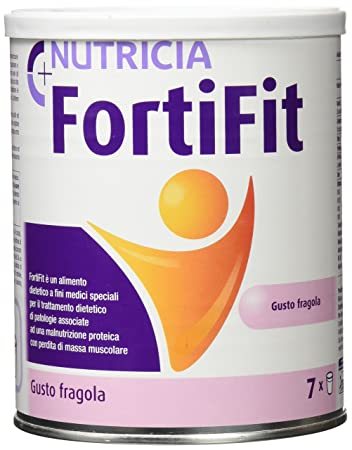Nutricia Fortifit Integratoe Food Taste Strawberry 280g