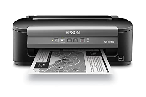 Amazon.com: Epson WorkForce wf-m1030 Wireless Monochrome ...