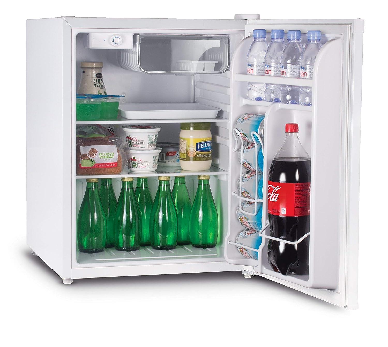Commercial Cool CCR26W refrigerador y congelador compacto de una ...
