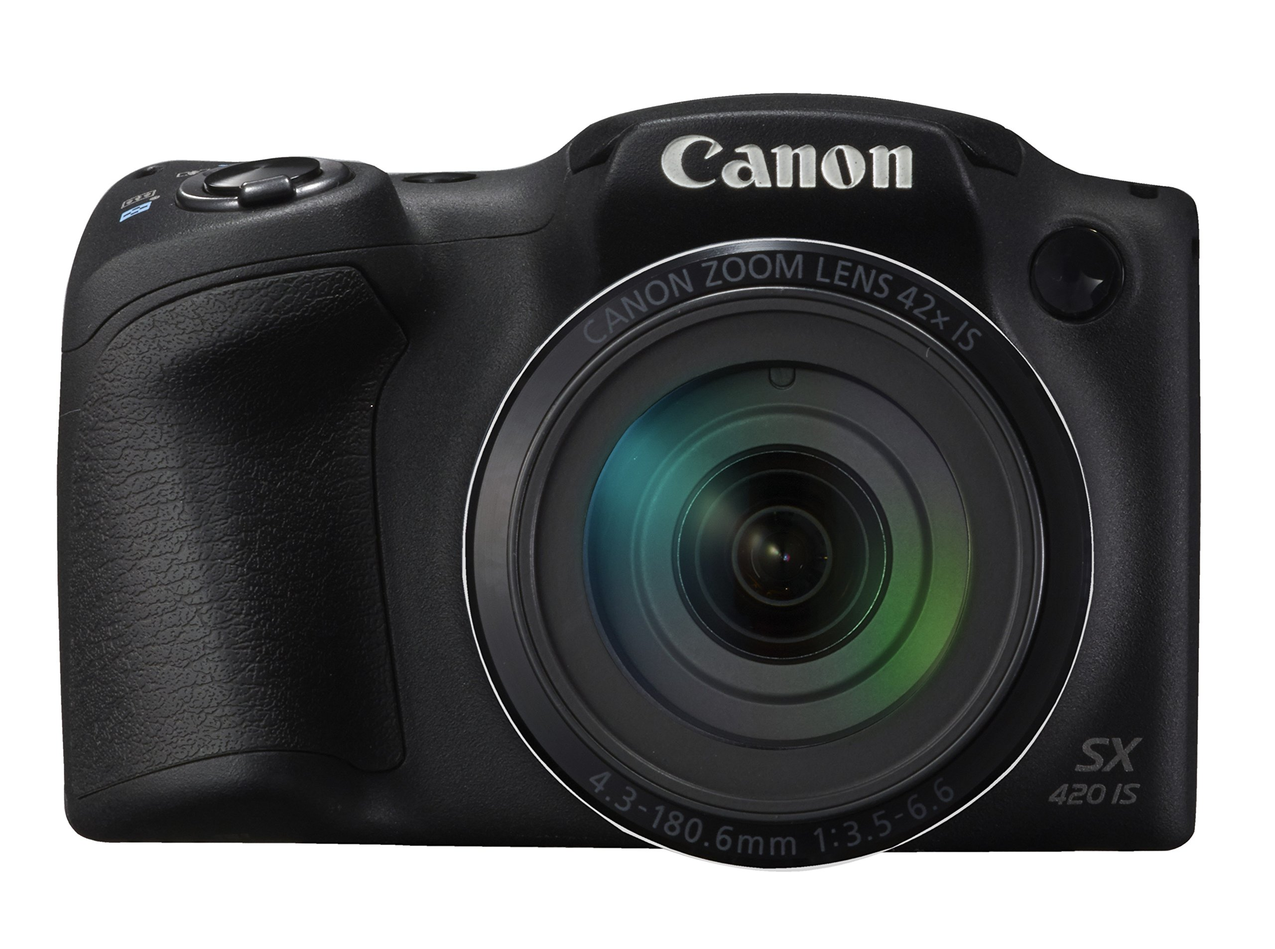 Canon Digital Camera PowerShot SX420 is 42x Optical Zoom PSSX420IS [International Version, No Warranty] by Canon