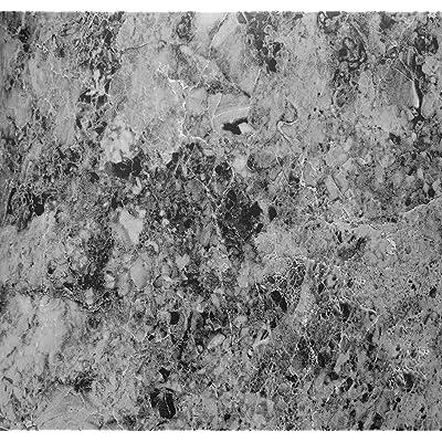 "Dark Blue Black Marble Paper Removable Wallpaper Self-Adhesive 16 /""x120/"""
