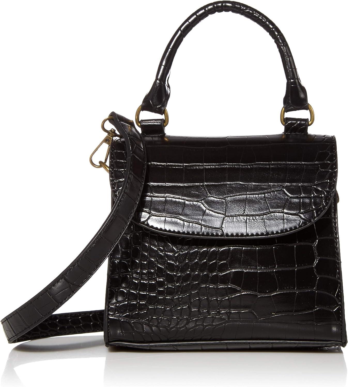 The Drop Women's Diana Top Handle Cross Body Bag