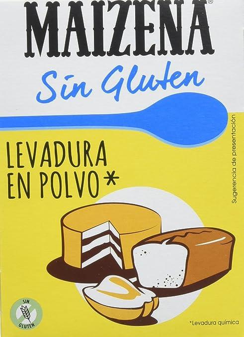 Levadura sin gluten