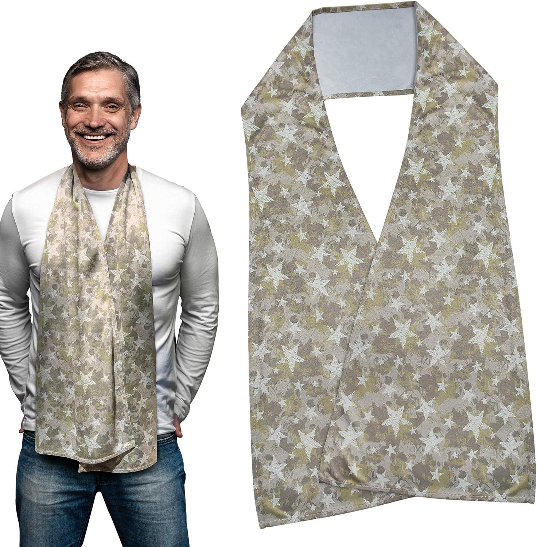 Man/'s Medium Dignity Dining Shirt Clothing Protector Adult Bib