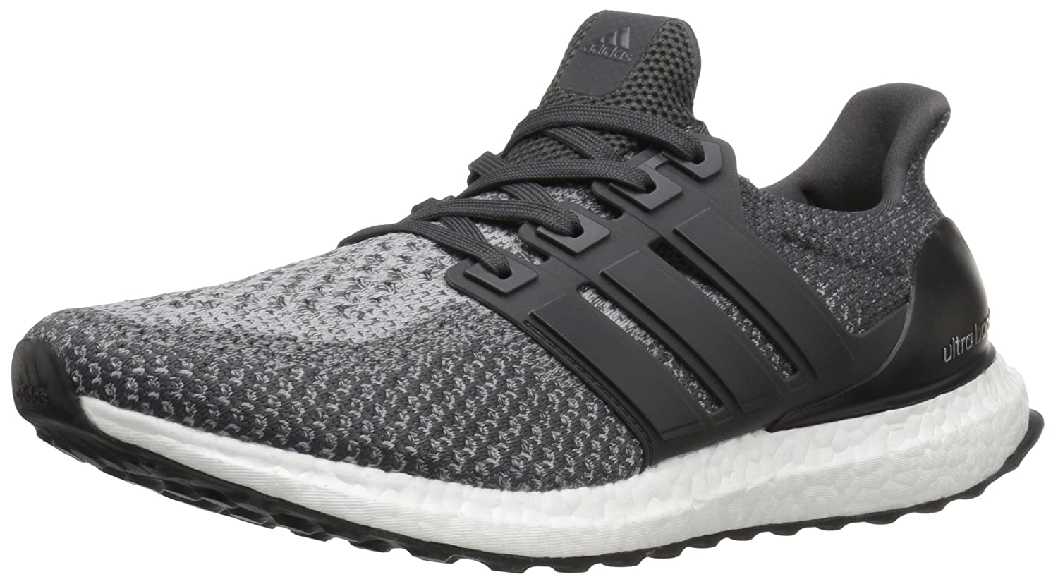 adidas Performance Men's Ultra Boost M Running Shoe B01LBMTGO6 12 Solid D(M) US|Dgh Solid Grey/Dgh Solid 12 Grey/Black fa7ac9