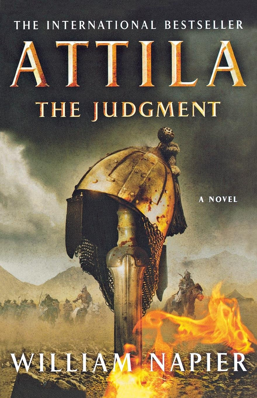 Attila: The Judgment: A Novel (Attila Series) ebook