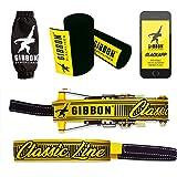Gibbon Slacklines Classic Line with Treewear Slackline Set, Unisex