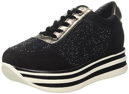 Byblos Running Glam amazon-shoes neri rX4erni