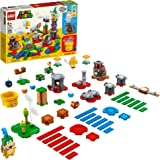 LEGO Super Mario Master Your Adventure Maker Set 71380 Building Kit; Collectible Gift Toy Playset for Creative Kids, New 2021