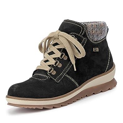 Chaussures Boot Sacs Remonte Women Talamnon Black Et Fur pqOqXTEyw