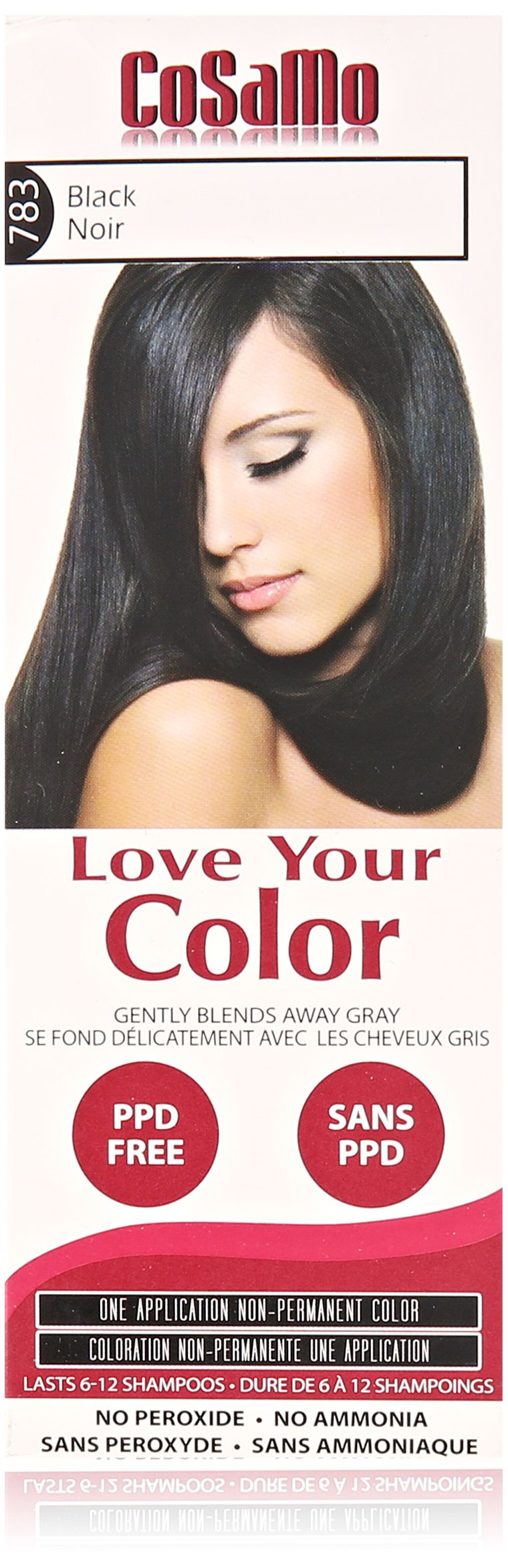 Amazon Cosamo Love Your Color Ammonia Peroxide Free Hair