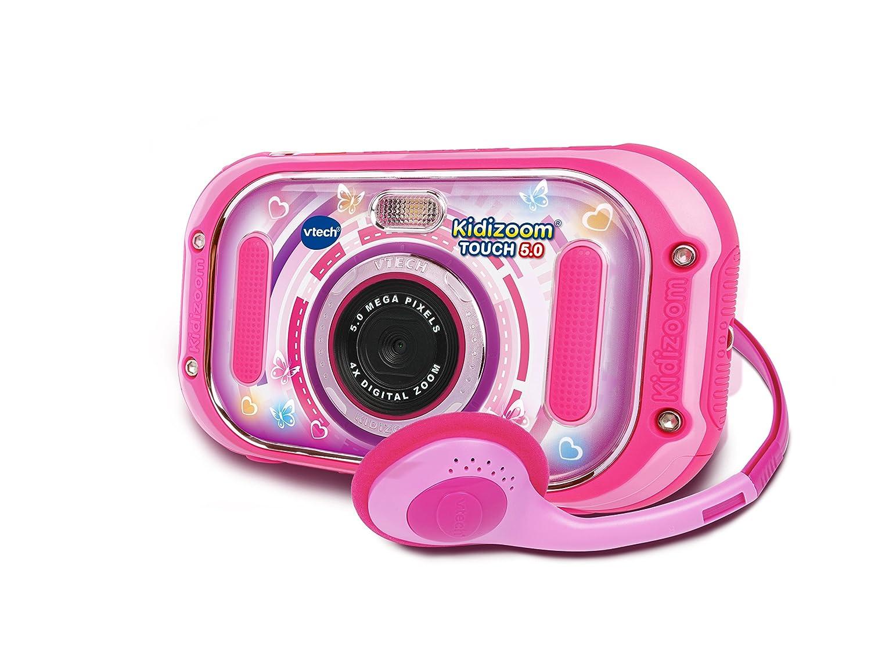 V Tech Kidizoom Touch 5.0, Rosa VTECH 163555