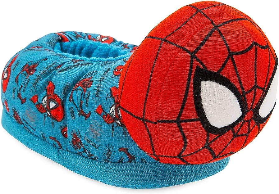 Marvel Spider-Man Slippers for Kids Red