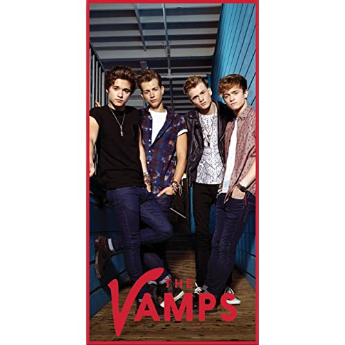 The Vamps The Beach Towel