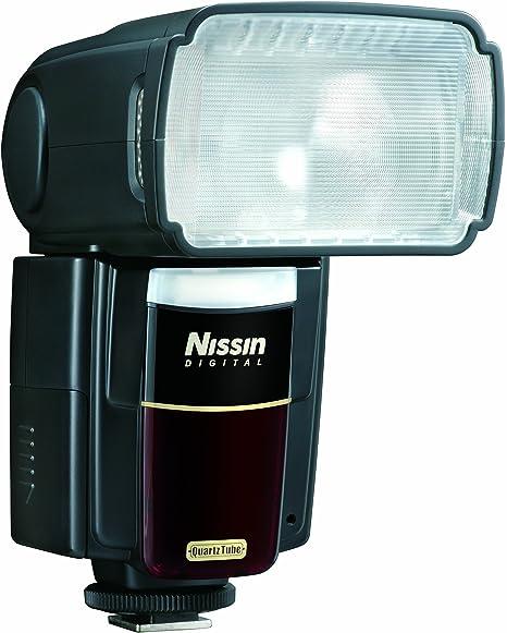 Nissin Mg 8000 Blitzgerät Für Nikon Kamera