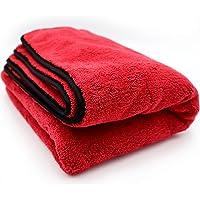 Cleaneed Premium droogdoek, 90 x 60 cm, 1200 g/m², extra absorberend zonder resten, microvezeldoek met extreme…